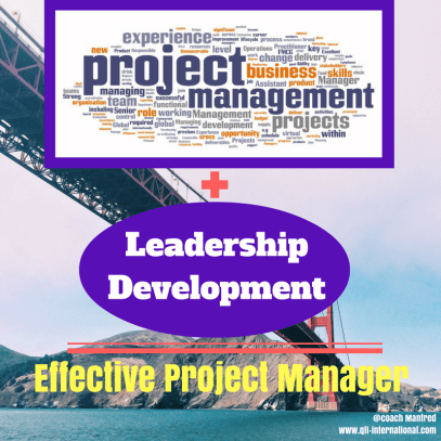 Leadership Tools are the key to effectiveness as a project manager