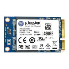 Kingston mS200 30GB mSATA 6Gbs SSD - 01