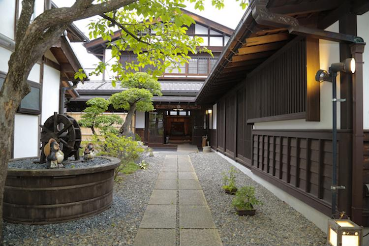 Miyamoto Ke A 200 Year Old Farmhouse And Owner Is An Ex