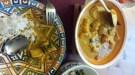 Thai curry fish