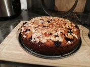 Berry Ricotta Cake