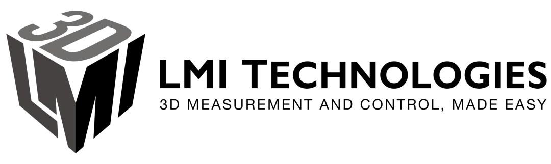 LMI TECHNOLOGIES 3D Logo