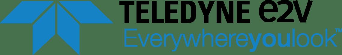 TELEDYNE e2v Every where you look - logo