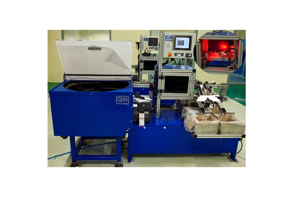 Collet Inspection System