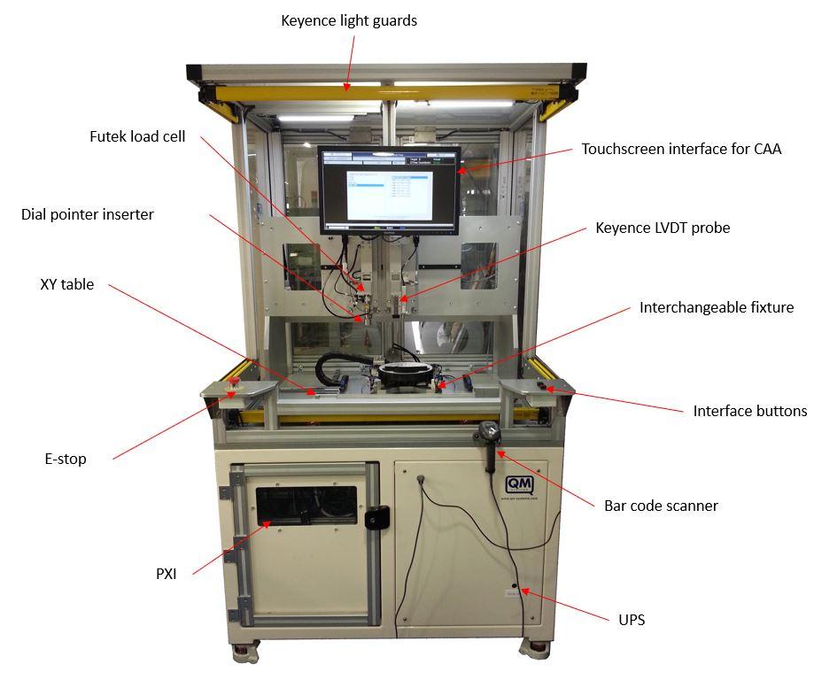 UK NSI Pointer Press 12