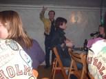 Robban sjunger