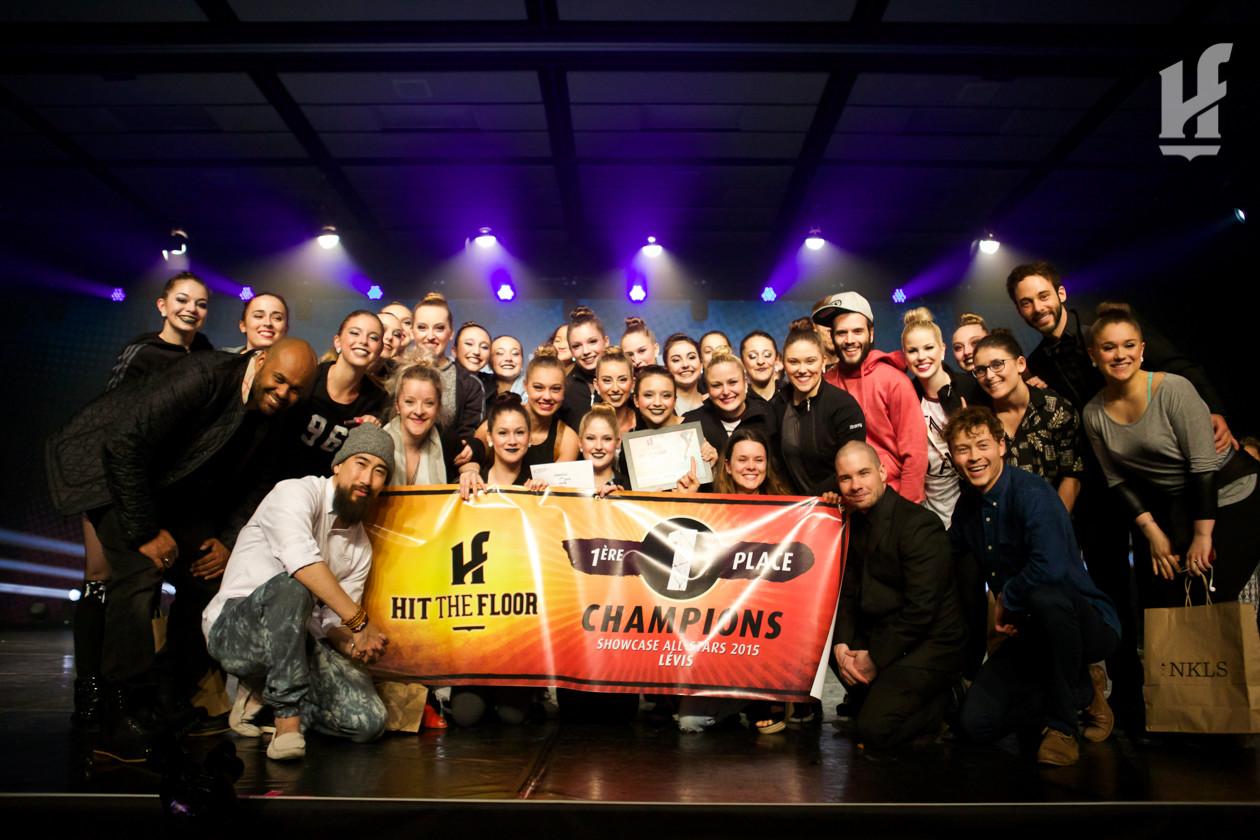 Hit The Floor Lvis  QMDA Champions 2015  QMDA
