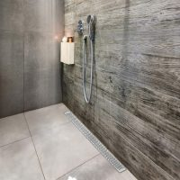 Delta Linear Drain - QM Drain | Center & Linear Shower Drains