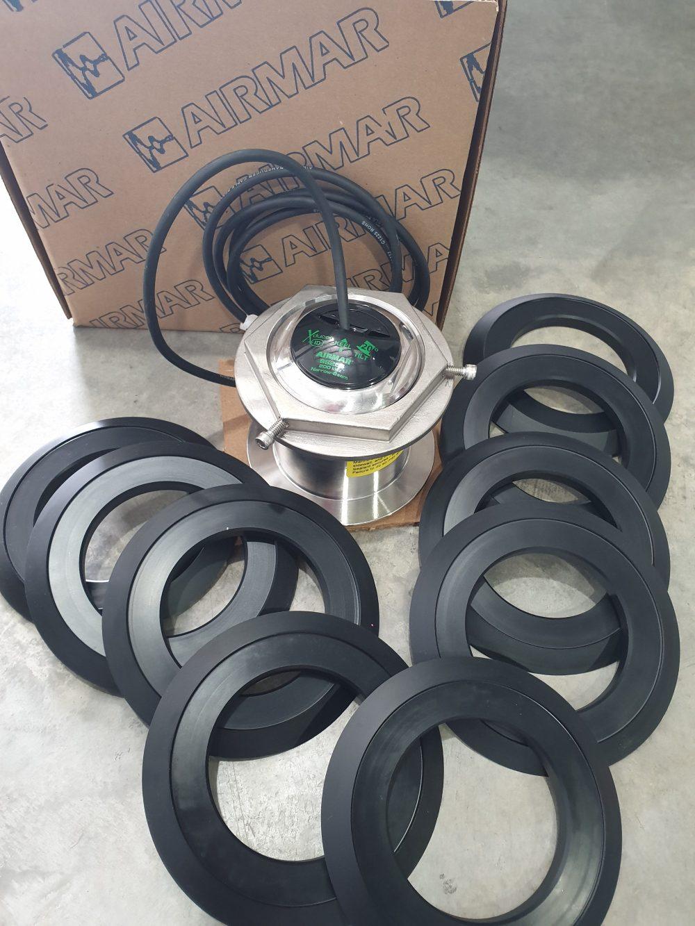medium resolution of  1kw transducer collar qme01 quality marine electronics on garmin wiring diagrams motorguide wiring diagrams