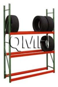 Using Bulk Racks as Tire Racks | Quality Material Handling ...