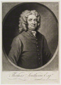 by and published by John Simon, after James Worsdale, mezzotint, circa 1700-1725