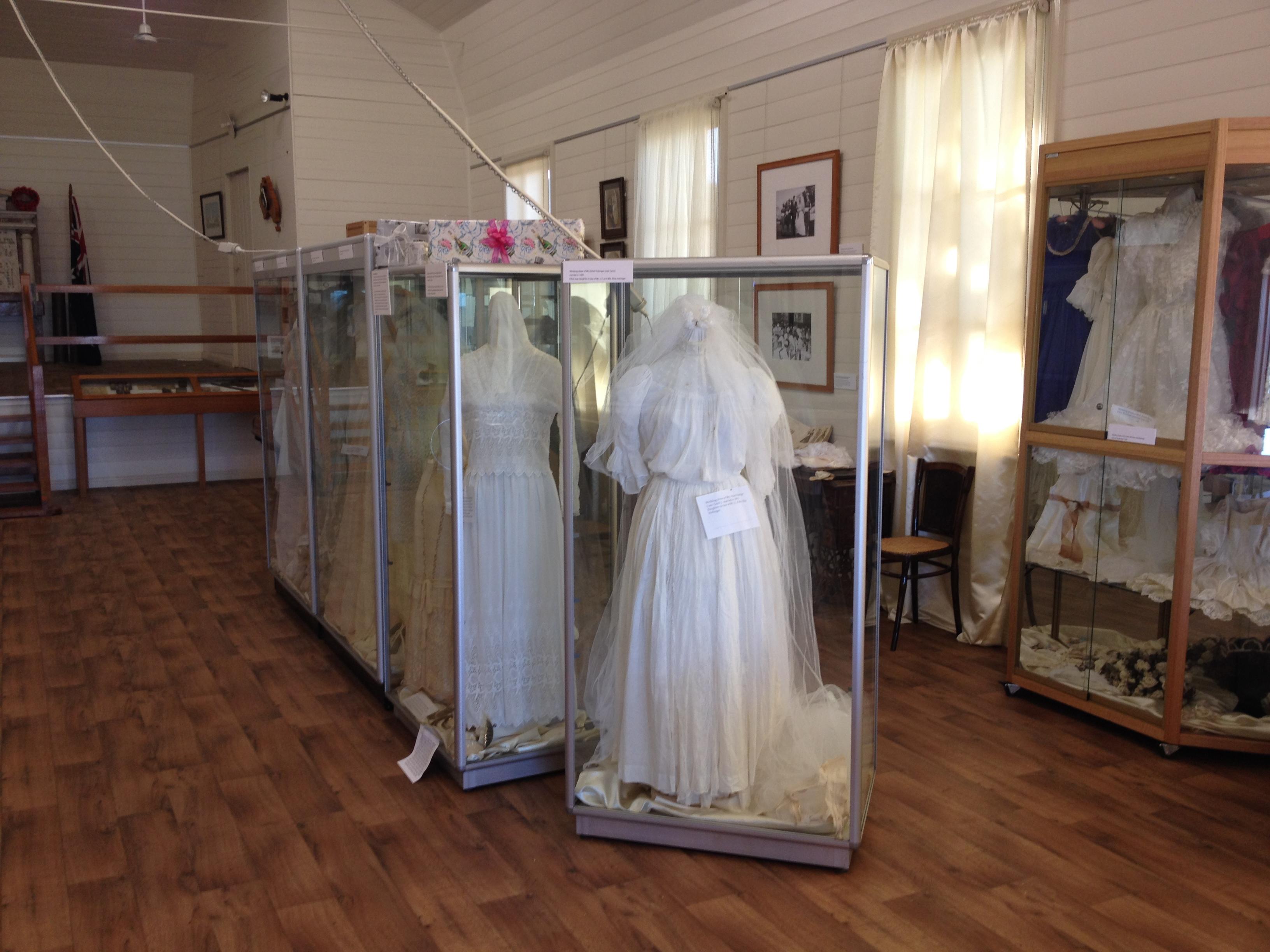 Wedding Dresses of the north  Queensland Museum
