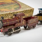 A Toy Train For Christmas The Queensland Museum Network Blog