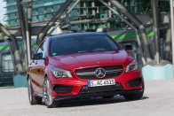 Edmunds does a review of the New Mercedes-Benz CLA 45 AMG – They like it!