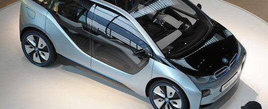 BMW Electric Microcar will go on sale in 2014