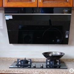 Full Kitchen Set On A Budget 离完美厨房又近一步midea 美的极光蒸汽洗侧吸式烟灶套装使用评测 值友 美的极光蒸汽洗侧吸式烟灶