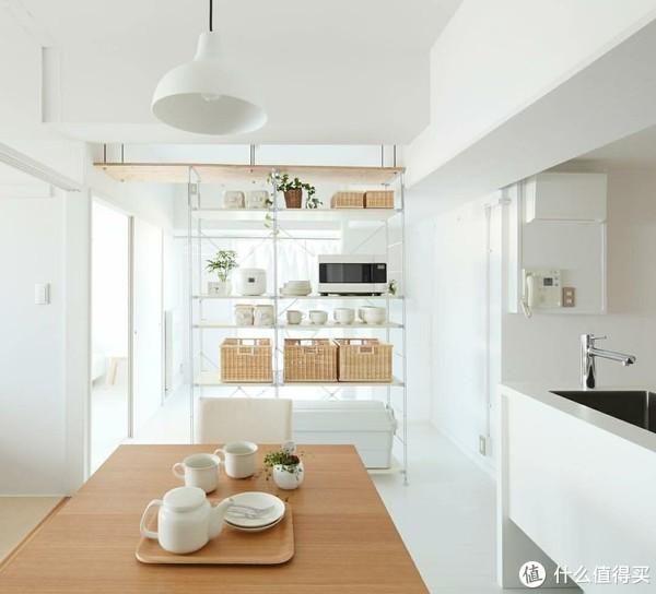 kitchen remodeling silver spring md temporary 日式muji风装修攻略 muji风装修怎么做 什么值得买 muji sus架收纳餐具和厨房家电