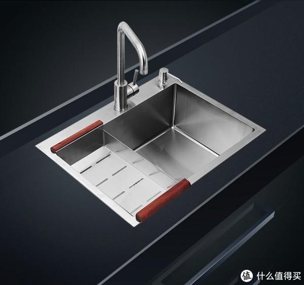 kitchen sink 33 x 22 shelf brackets 厨房水槽篇五 如何选择厨房水槽的尺寸 什么值得买