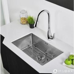 Oil Rubbed Bronze Kitchen Sink Free Standing Cupboards 只需随手一擦厨房清洁痛点 水槽清洁 什么值得买