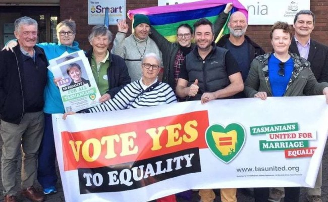 Tasmanians Can Now Apply To Have Gay Convictions Expunged