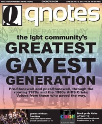 See the rest of this print edition's content, including more features on LGBT aging.