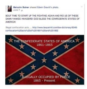 malcolm butner facebook post
