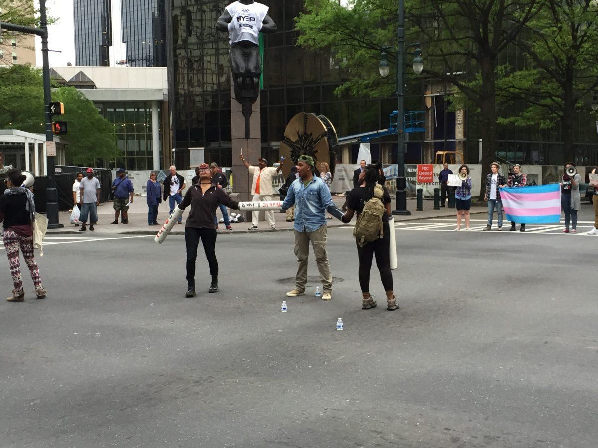 Charlotte HB2 protest