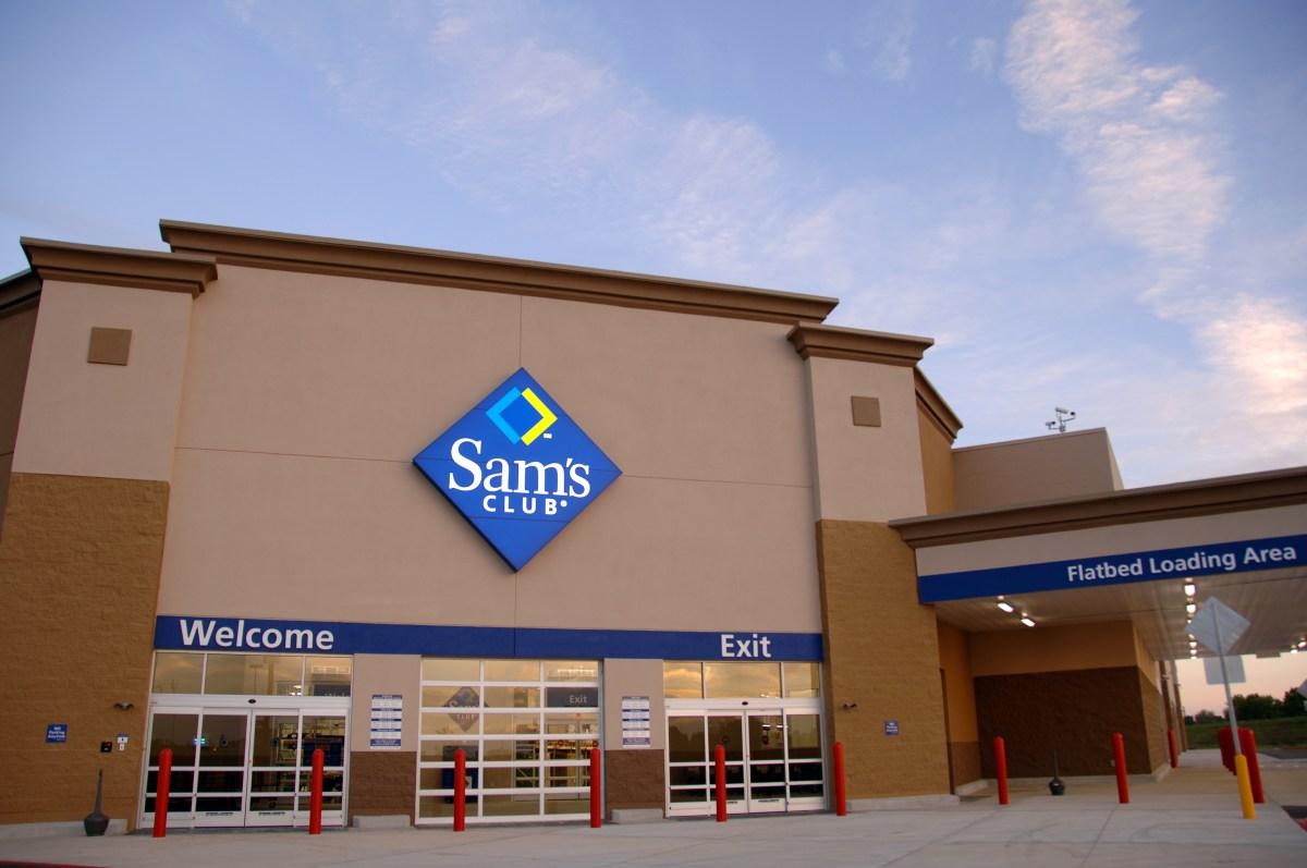 Sam's Club Walmart