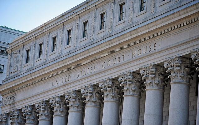 Thurgood Marshall U.S. Courthouse