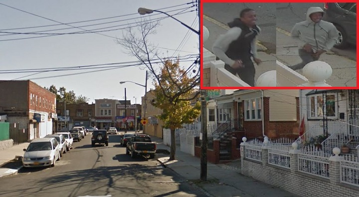 Photo via Google Maps/Inset courtesy of NYPD