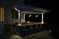 Landscape Lighting Pictures Gallery | QNUD
