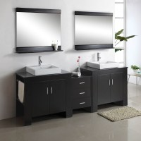 15 Must See Double Sink Bathroom Vanities in 2014 - Qnud