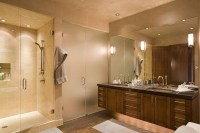 Contemporary Bathroom Light Fixtures - Qnud