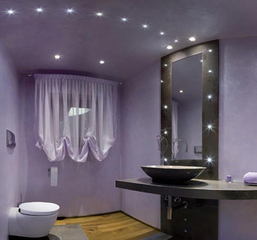 Contemporary Bathroom Light Fixtures  Qnud