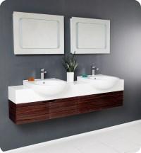 Must See New and Unique Designs of Bathroom Vanities - Qnud