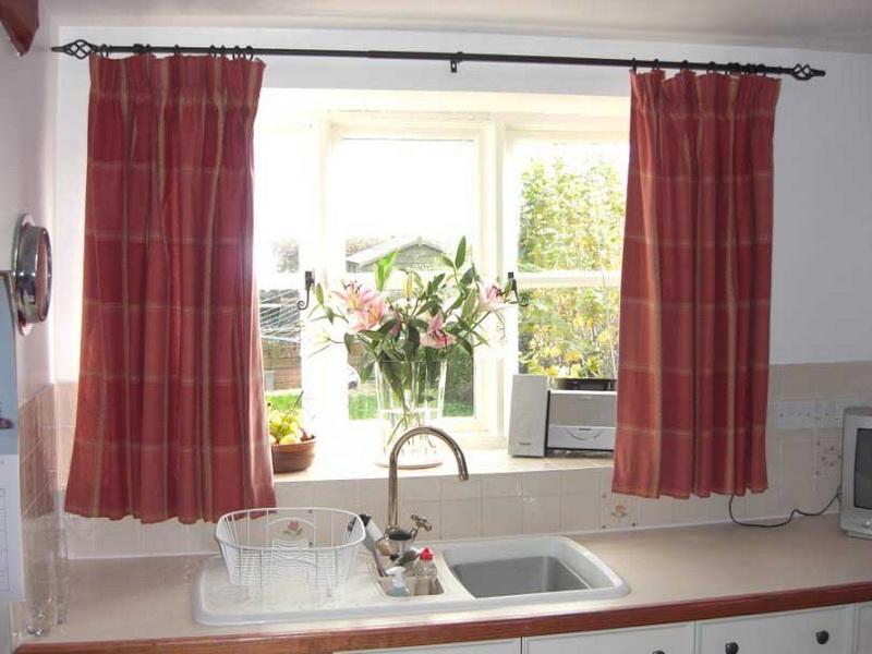 kitchen window curtains 2247