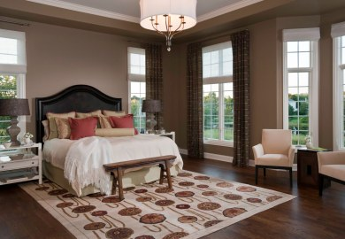 Transitional Bedroom Decorating Ideas