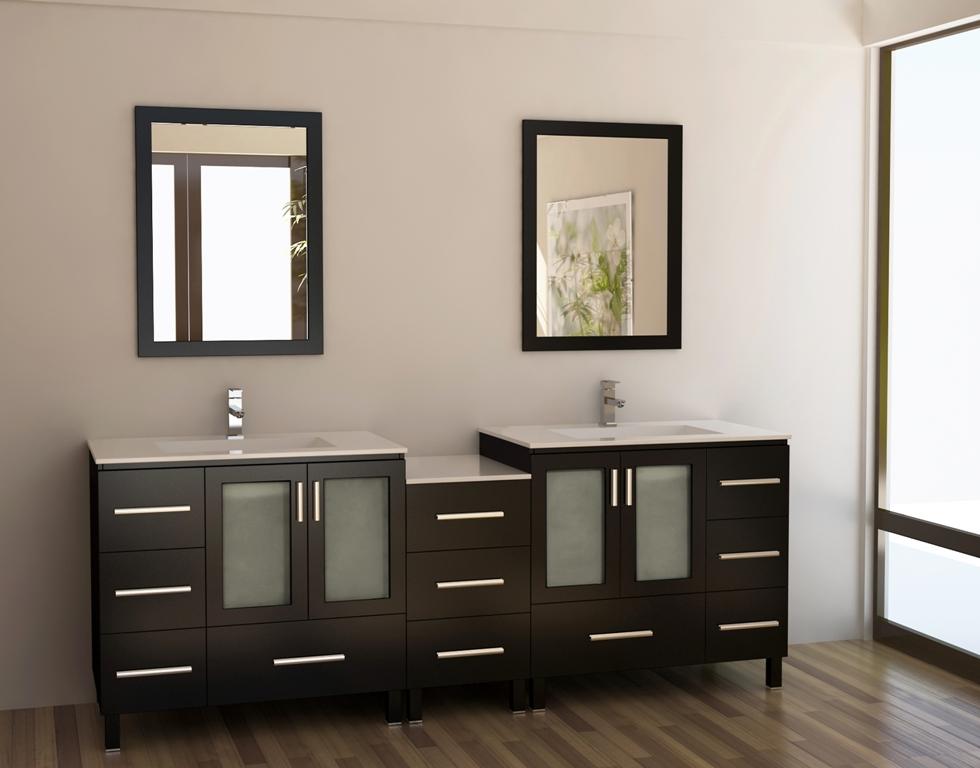 15 Must See Double Sink Bathroom Vanities in 2014 - Qnud