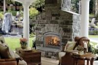 Patio Fireplace (3117)