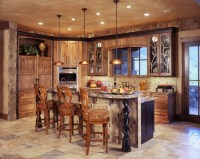 Rustic Kitchen Decor (6271)