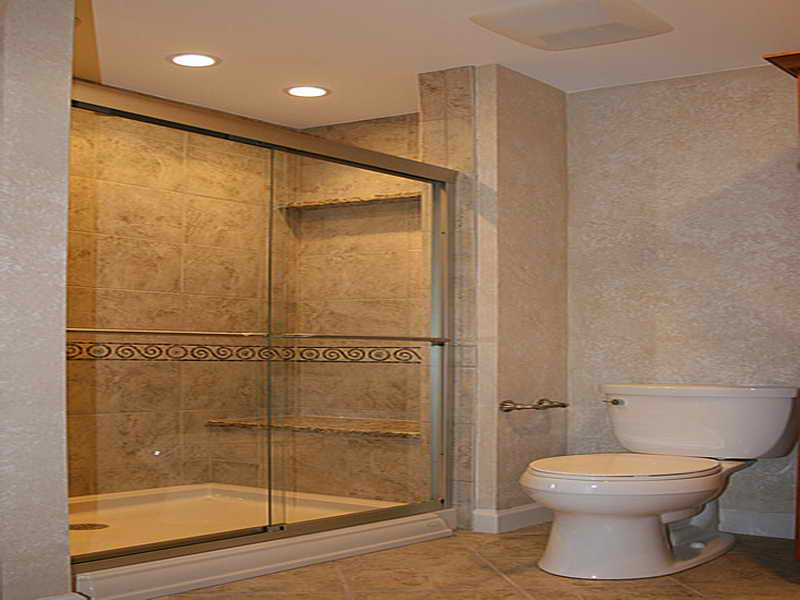 Stand Up Shower 6712