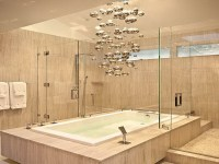 Contemporary Bathroom Light Fixtures - Qnud