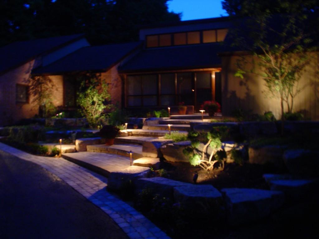 Solar Garden Decor