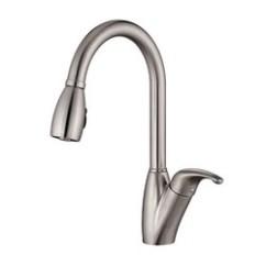 Kraus Kitchen Faucet Movable Island Ikea 美国kraus 克劳思304不锈钢无铅厨房冷热抽拉厨房龙头可180度旋转kpf 2120 克劳思304不锈钢无铅厨房冷热抽拉厨房龙头