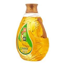 【省50.07元】獅球嘜 香港品質 食用油 低芥酸芥花籽油3L *3件-什么值得買