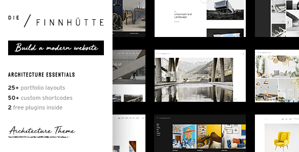 18 Architecture Websites Made With Qode Themes Qode Interactive