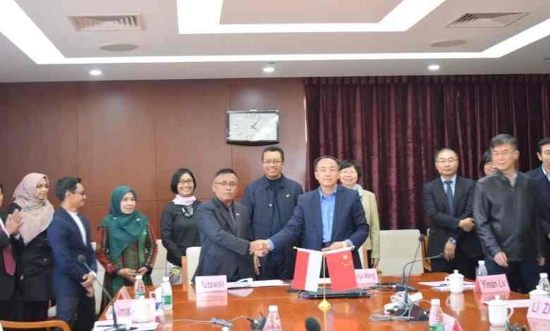 Photo of UIN Mataram dan Unram Jalin Kerjasama Pendidikan  Dengan Wuzi University