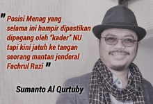 "Photo of NU ""Dikadali"" Jokowi?"
