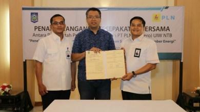 Photo of Pemprov NTB dan PLN Jalin Kerjasama Pengolahan Sampah.