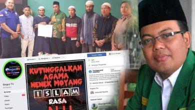 Photo of Rinjani TV Minta Maaf Terkait Pencemaran Nama Baik Terhadap NU